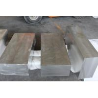 Wholesale Magnesium Tooling Plate Forged magnesium plate slab 140Mpa Tensile Strength 63HBW Hardness from china suppliers