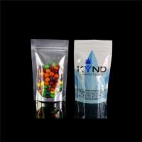 Wholesale Fast sincere Aluminuim foil Food grade zipper bag stand up pouch bags from china suppliers
