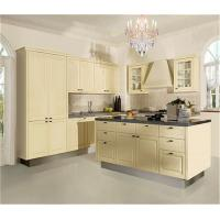 Wholesale ready made kitchen wall hanging cabinet design from china suppliers