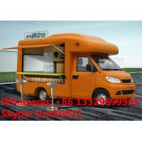 Wholesale 2017s mew CLW brand mobile food vending trucks for sale, China supplier and manufacturer of mobile kitchen vehicle from china suppliers