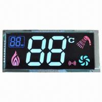 Buy cheap Customized Consumer Electronic LCD Module and Water Heater LCD Panel from wholesalers