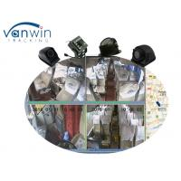 Buy cheap 4G AHD 4CHs MDVR 4 Channel Mobile DVR CCTV Camera Surveillance Systems For City Bus from wholesalers