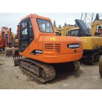 Wholesale DOOSAN DH80-7 Used Excavator For Sale from china suppliers