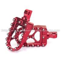 Wholesale Adjustable Aluminum Anodizing Harley Davidson Parts Foot Pegs Rests Pedals from china suppliers