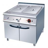 Quality Electric Bain Marie With Cabinet Western Kitchen Equipment with 1 year Warranty for sale