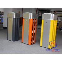 Quality 240V Rising Arm Automatic Boom Barrier For One Exit Parking System for sale