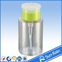 Wholesale 33/410 nails art hand finger nail pump sprayer with plastic bottle from china suppliers