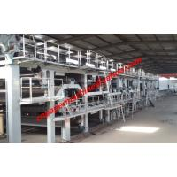 Wholesale 3600mm Three-wire fourdrinier kraft paper machine from china suppliers