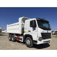 Wholesale Strong Engine 6x4 Heavy Duty Dump Truck For Heavy Loading Transportation from china suppliers