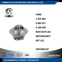 Wholesale FORD MOTORCRAFT Auto Thermostat 1635905 6085917 6100630 85HF-8575-AA SWT4403-87 from china suppliers