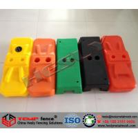 Wholesale Plastic Temporary Fence stay,China Temporary Fencing Feet from china suppliers