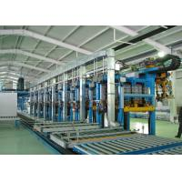 Wholesale Cabinet Foaming Line Automatical For Refrigerator Assembly Line With Long Life , Speed Adjustable from china suppliers
