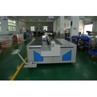 Quality 2.5m wide format km1024i eco solvent printer(4-8pcs printhead) for sale