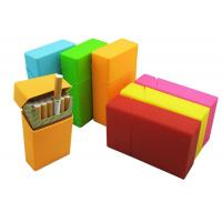 Wholesale fashion silicone cigarette box , hot sell silicone cigarette case from china suppliers