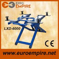 Wholesale 2015 China LXD-6000 car scissors lift from china suppliers