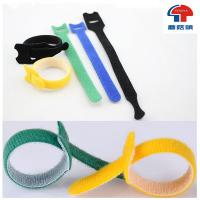 Buy cheap Cable ties accessories velcro cable tie hook&loop strap from wholesalers