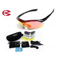 Wholesale UV Protection Anti Scratch Interchangeable Lens Goggles Uv400 With Hard Case from china suppliers