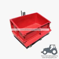 Wholesale TTB100 - Farm equipment tractor 3point hitch transport box,link box from china suppliers