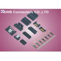 Wholesale Electronic  Male SATA Power Connector , Wafer and Terminal 1.27mm Pitch IDC Crimp Style from china suppliers