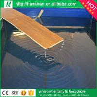 Wholesale Embossed plastic type vinyl plank flooring with SGS from Hanshan from china suppliers