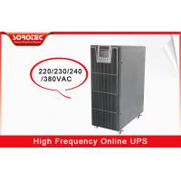 Wholesale Reliable 3 - Phase Smart Online Electrical UPS for Industry , Digital Control from china suppliers