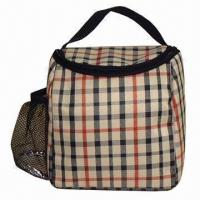 Wholesale Lunch bag, interior with aluminum foil ,keep warm in winter,cool in summer and keep fresh. from china suppliers