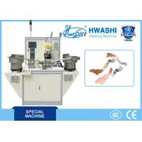 Wholesale High Efficiency Electronic Automatic Welding Equipment with Vibration Plate from china suppliers