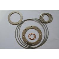 Wholesale Custom Seals And Gaskets, Metal Single / Double Jacketed Gasket from china suppliers
