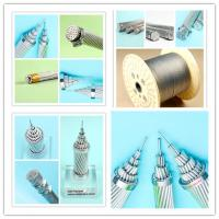 Wholesale High Tensile Galvanised Steel Wire Rope For Acsr / Aac / Aaac Conductor And Cable from china suppliers