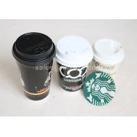 Wholesale Hot / Cold 8oz Custom Printed Paper Cups Single Wall Decorative Disposable Coffee Cups from china suppliers