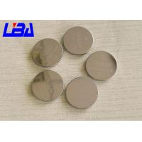 Wholesale Eco - Friendly Button Cell Battery , Durable Battery Cr2025 3v For Watch from china suppliers
