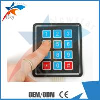 Wholesale 3 × 4 matrix keyboard Breadboard For Arduino membrane switch Extended Keyboard from china suppliers