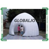 Wholesale Large Inflatable Dome Tent LED Lights Oxford Cloth Party Tent from china suppliers