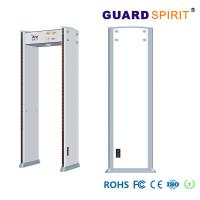 Wholesale Counter Record Army Walkthrough Metal Detector Gate With Battery Backup from china suppliers