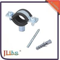 Wholesale Industrial EPDM Rubber Lined Pipe Clamps from china suppliers