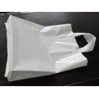Wholesale Fashionable White Low Density Polyethylene Bags White Ribbon from china suppliers
