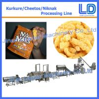 Wholesale Kurkure Snack Production Line machine snacks process extruder from china suppliers