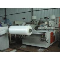 Wholesale 2 Layer Laminating Bubble Film Making Machine , LDPE Film Blowing Machine from china suppliers