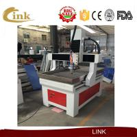 Quality ISO CNC Router Machine 6090 Mini Wood Cutting Machine For PCB / PVC / Aluminum for sale