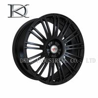 Wholesale SUV 18 Inch 4x4 Wheels Rims Lightweight Car Wheels DOT VIA Certifications from china suppliers