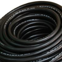 China Custom rubber hose high pressure fuel line SAE 100 R6 hydraulic hose on sale