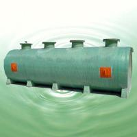 Buy cheap integrated hotel or school or hospital MBBR sewage treatment reactor from wholesalers