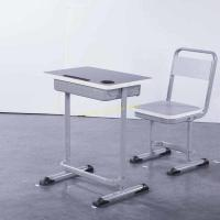 Wholesale Durable Ergonomic Classroom Desk And Chair Set With Fixed Height 760mm from china suppliers