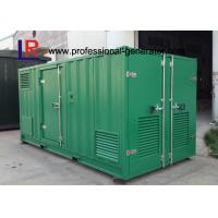 Wholesale Rainproof  Yuchai Prime Power 650kw Diesel Container Genset Electric Generator with CE ISO from china suppliers