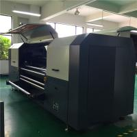 Wholesale Belt Type Digital Fabric Printing Machine , Reactive Ink  Textile Inkjet Printer from china suppliers