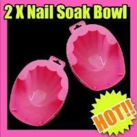 Wholesale Nail Art Soak Bowl Manicure Treatment Remover from china suppliers