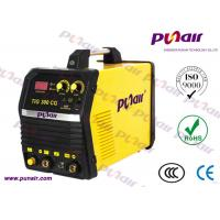 Wholesale Industrial  Inverter TIG Welder GTAW Welding Processing Equipment TIG300CG from china suppliers