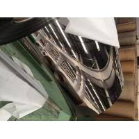 Wholesale Mirror Finish Cold Rolled Stainless Steel Sheet / Coil 201 304 410 430 Bright 6K 8K from china suppliers