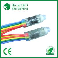Wholesale Exposed Sign Individually Digital RGB LED Pixel -40-+60°C Work Temperature from china suppliers