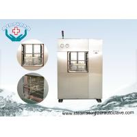 Wholesale Vertical Sliding Pharmaceutical Autoclave With Wide Loading Accessories from china suppliers